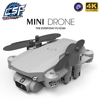 2021 NEW Drone 4k HD Wide Angle Camera Wifi Fpv Drone Height Keeping Drone
