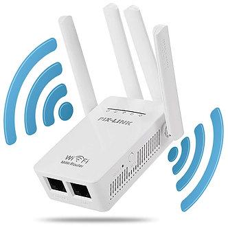 300Mbps Wifi Extender  Wireless WIFI Repeater Long Range Wi Fi Signal Amplifier
