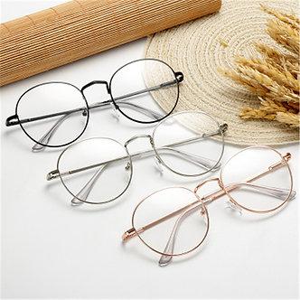 2020 Metal Round Vintage Myopia Glasses Unisex Ultra  -1.00~-4.0 Diopter Hot