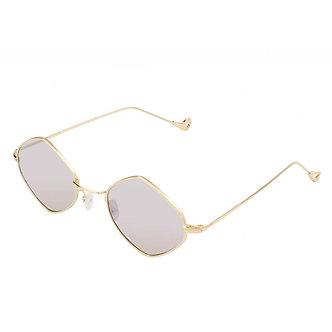 BARRINGTON | S2020 - Slim Diamond Shape Fashion Sunglasses