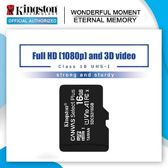 100% Original Kingston Micro SD Card 64GB Memory Card 32GB 128GB Class10 TF