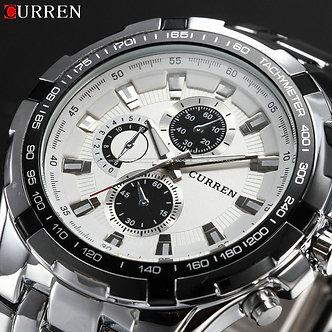 2018 New Curren Luxury Brand Watches Men Quartz Fashion Casual Male Sports Watch