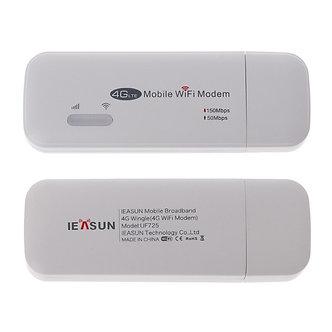 4G LTE FDD Wifi Router 150Mbps Mobile Hotspot Wifi Modem Unlocked 3g/4g Router