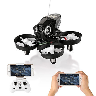 FuriBee H801 2.4GHz 4CH RC Quadcopter Drone 6 Axis Gyro WiFi FPV One Key Return