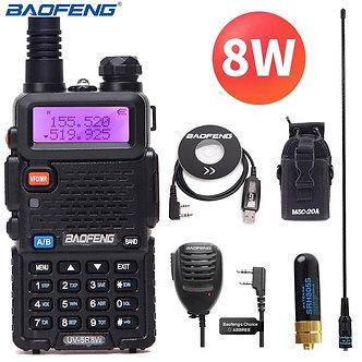 Baofeng UV-5R 8W High Power Powerful Walkie Talkie Two Way Radio 8Watts Cb