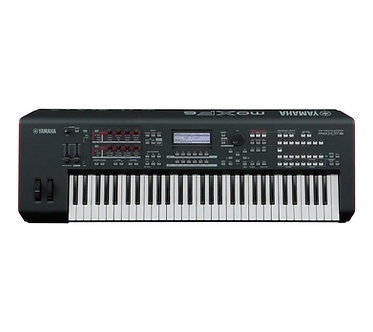 New YAMAHA MOXF6 61-Key Keyboard Synthesizer Motif Japan AT1127 Fast Shipping