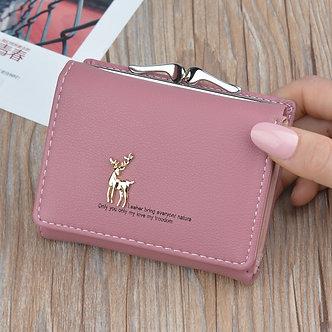 2020 Cartoon Leather Women Wallets Pocket Ladies Purse Clutch Wallet Women