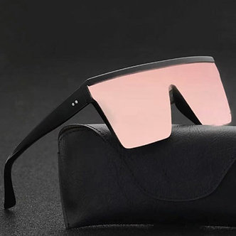 2021 Fashion Square Men's Sunglasses Designer Luxury Man/Women Cat Eye Sun