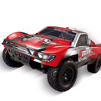 EW HUANQI 727 1:10 RC Car 27Hz 4CH 4WD 35km/h Off-road Racing Truck RTR Gifts