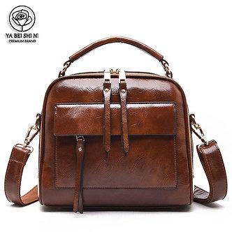 2021 NEW Casual Leather Crossbody Bags for Women Luxury Handbags Women