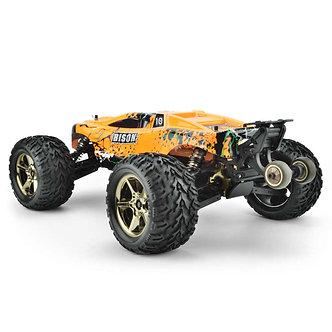 VKAR RACING BISON V2 1:10 2.4GHz 2CH 4WD RC Car 80-90KM/H High Speed Buggy Truck