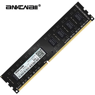 ANKOWALL Ram DDR3 8GB 4GB 16G  1866MHz  1600Mhz 1333  Desktop Memory With Heat