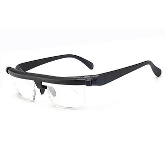 -600 +300 Myopia Hyperopia Reading Glasses Dual-Use Focal - 6d + 3D Original Box