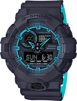 CASIO G SHOCK GA700SE-1A2 ORIGINAL