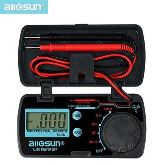 All-Sun EM3082 Mini Auto Range Digital Multimeter  Tester AC DC Ammeter