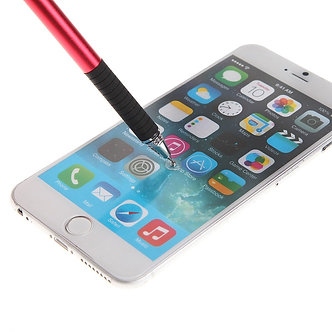 1PCS Capacitive Pen Phone Tablet Screen Touch Pen Phone Steel Stylus High