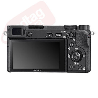 Sony Alpha a6300 Mirrorless 24.2MP 4K Digital Camera Body