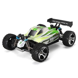 NEW WLtoys A959-B 1 :18 4WD Electric RC Car Truck Remote Control Off-road 70KM/H