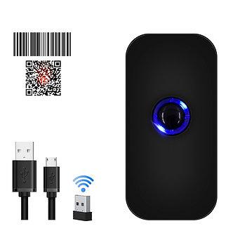 2D Barcode Scanner Bluetooth,Symcode 1D 2D Bluetooth Wireless Bar Code Reader
