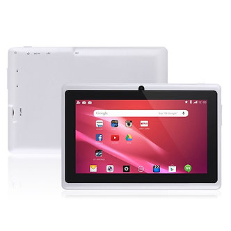 """50pcs 7inch Q88 Tablets With Silicon Case 7"""" Quad Core Android 4.4 Kids Tablet"""