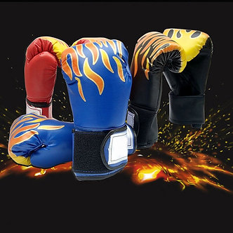 Adults Children Kickboxing Boxing Hand Protect Wear Breathable Adjustable PU