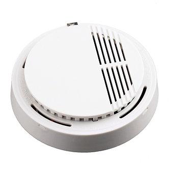 85dB Fire Smoke Photoelectric Gas Alarm Sensor Carbon Monoxide Gas Detector
