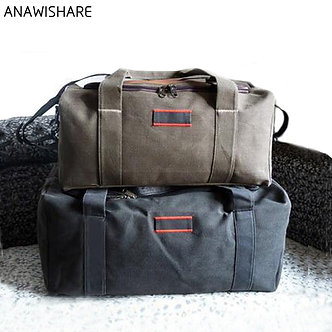 ANAWISHARE Men Travel Bags Large Capacity Women Luggage Travel Duffle Bags