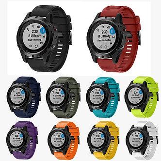 26mm 22mm 20mm Smart Watch Band Strap for Garmin Fenix 5X 5 5S 6S 6X 6 Pro 3 3HR