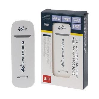 4G LTE USB Modem  Adapter With WiFi Hotspot SIM Card 4G Wireless Router