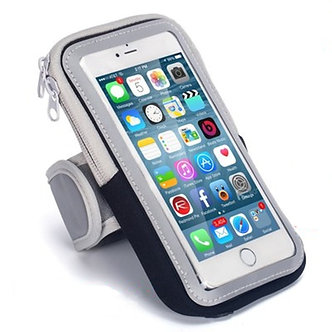 4-6 Inch Universal Arm Bag Mobile Motion Phone Armband Cover for Running Arm
