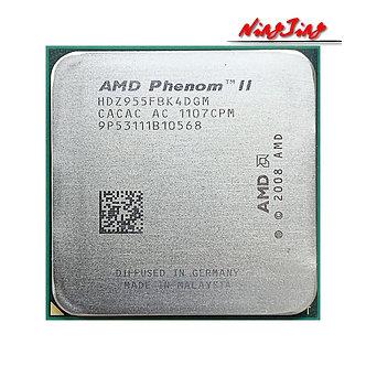 AMD Phenom II X4 955 955  3.2 GHz Quad-Core CPU Processor 125W HDZ955FBK4DGM /