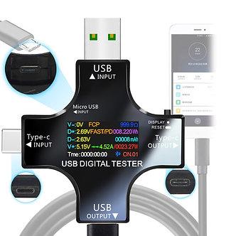 ATORCH Type-C Pd USB Tester DC Digital Voltmeter Amperimetor Voltage