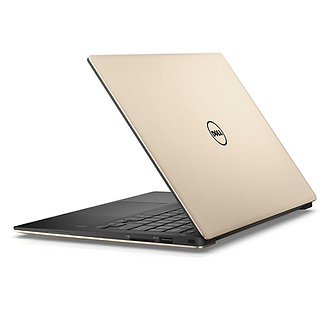"Dell XPS 13.3"" Touch Ultrabook Laptop Intel i5-7200U/8GB/128GB SSD Gold New!!!!"