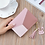 Thumbnail: 2020 Leather Wallet Women Luxury Big Capacity Clutch Long Ladies Purse Card