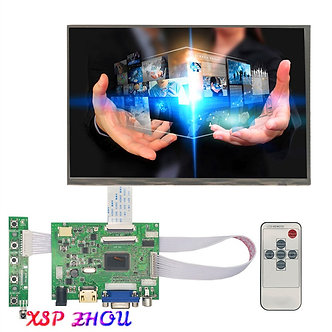 10.1 IPS for Raspberry Pi Monitor 1280*800 TFT EJ101IA-01G Driver Board Monitor