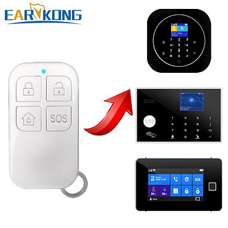 433MHz Wireless Remote Controller Big Button for G4 / G50 / T90 / W2B / W123