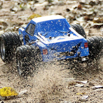 WLtoys A979 1/18 Scale 4WD 2.4GHz RC Car Truck 50KM/H High Speed Off-Road Buggy