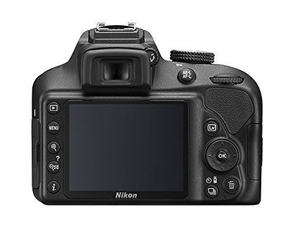 Nikon D3400 18-55mm Kit - Black (1571)