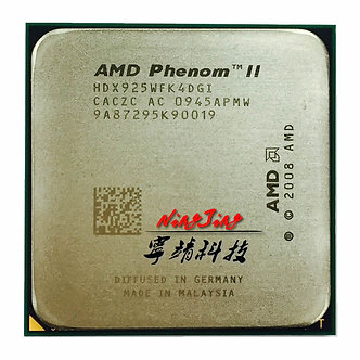 AMD Phenom II X4 925 95W 2.8 GHz Quad-Core CPU Processor