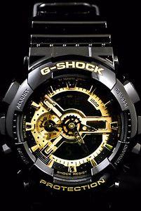 CASIO G SHOCK GA110GB-1A ORIGINAL