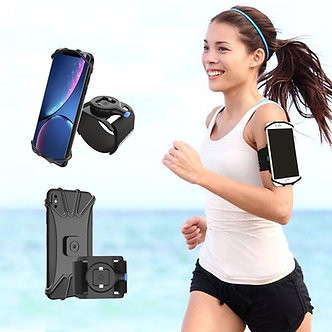 """Armband for Size 4'' 4.5'' 4.7'' 5'' 5.5'' 6'' 6.5"""" Inch Sports Cell Phone"""