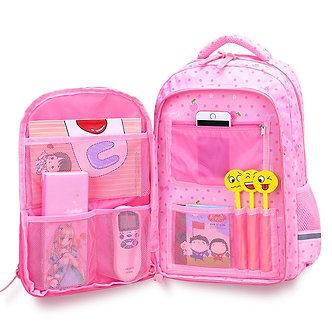 2021 New Orthopaedics Schoolbags Waterproof School Backpacks for Teenagers Girls