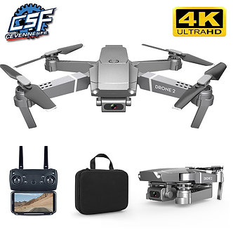 2021 NEW E68 Drone HD Wide Angle 4K WIFI 1080P FPV Drones Video Live Recording
