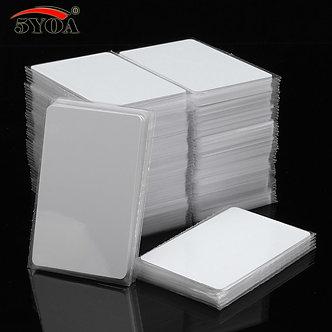 100pcs/Lot IC Card 13.56MHz ISO14443A S50 MF MFS50 Proximity Smart Universal