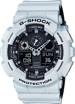 CASIO G SHOCK GA100L-7A ORIGINAL