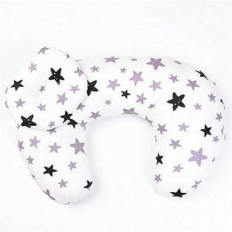 Adjustable Breastfeeding Pillow & Pillow Cover Feeding Waist Cushion Baby
