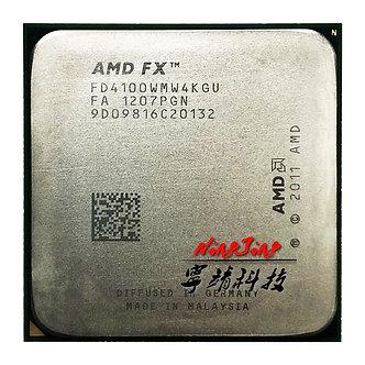 AMD FX-Series FX4100 FX-4100  FX 4100 3.6 GHz Quad-Core Quad-Thread CPU