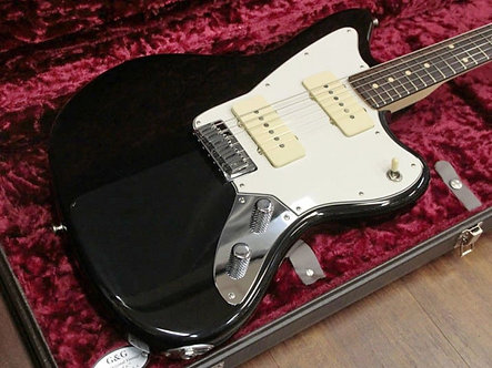 Fender Custom Shop Proto Jazzmaster NOS Black 2014 Electric Guitar