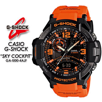 CASIO G SHOCK GA1000-4A ORIGINAL-90$