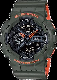 CASIO G SHOCK GA110LN-3A ORIGINAL